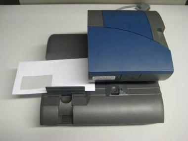 Handanlage mit Verschließeinrichtung für Frankiermaschinen UltiMail Serie