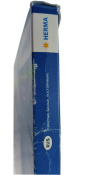 HERMA 4275 Etiketten Premium A4, weiß 66x25,4 mm Papier