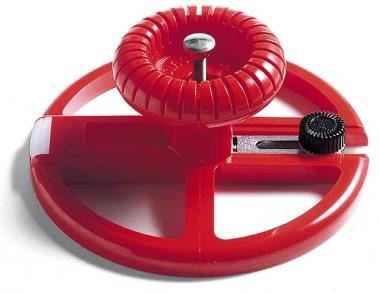 Kreisschneider C 2500 P, Farbe rot, ø von 3 bis 16 cm