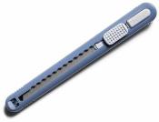 Cuttermesser NT A 551 P dunkelgrau 9mm Klinge