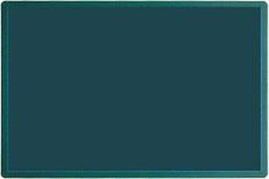Schneidunterlage 80 x120 cm grün ohne mm Teilung Schneidematte Messer cutter