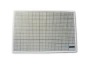 Schneidunterlage 45x30 cm DIN A3 transparent Schneidematte
