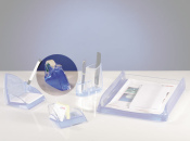 Klebebandabroller Acryl Line transparent