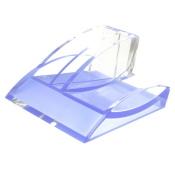 Kartenhalter Acryl-Line, transparent