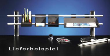 Schreibtischset 80 cm Schreibtisch Ablage Ablageset