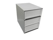 Ablagebox styro Typ 16005 individuell 3 Fächer 94 mm...
