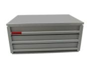 Ablagebox styro Typ 16007  A3 grau grau