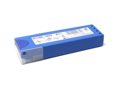 Cuttermesser Klingen BL 300 für NT Cutter eL 500 - 6 Stück