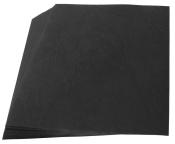 Rückenblätter 100 Stück 250 g/qm Lederkarton DIN A4 schwarz Binderücken Karton
