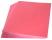 Rückenblätter 100 Stück Lederkarton Binderücken Karton Basteln A4 rot 250 g/qm