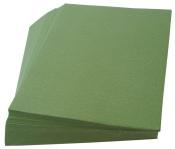Rückenblätter 100 Stück Lederkarton...