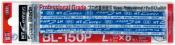 Cuttermesser Klingen L 150 für NT Cutter L 500 G - 6 Stück
