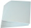 Rückenblätter 100 Stück Chromo DIN A4 silber Stärke 250 g/qm