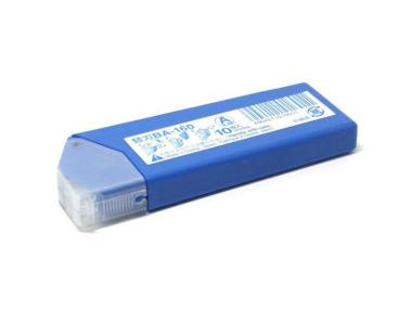 Cuttermesser Klingen BA 160 für HANSA NT Cutter eA 300 - 10 Stück