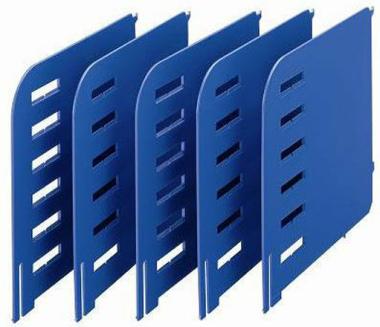 styrorac Trennwände senkrecht blau