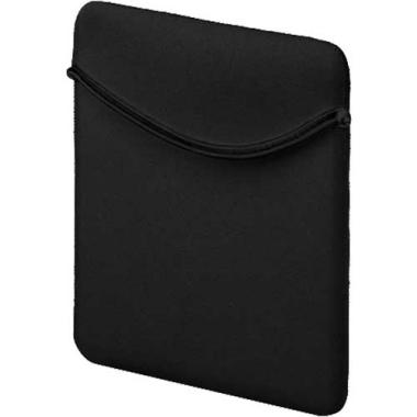 Schutzhülle Tablet PC Tasche schwarz Neopren Hülle Etui Case Tasche