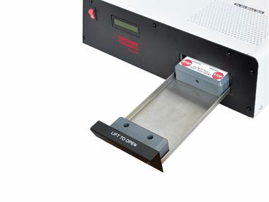 Degausser Datenträger Festplattenvernichter für HDDs - intimus 8000S