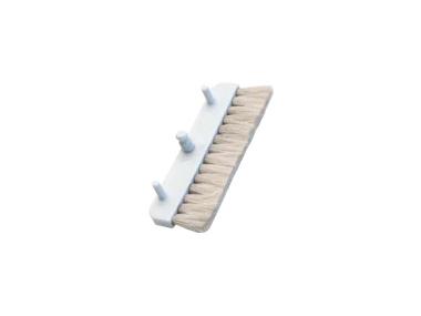 Bürste für Kuvertbefeuchtung in Kuvertiermaschinen
