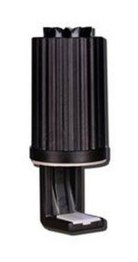 Universalzwinge Spannweite 20-72 mm schwarz Schreibtisch Schwenkarm Klemme