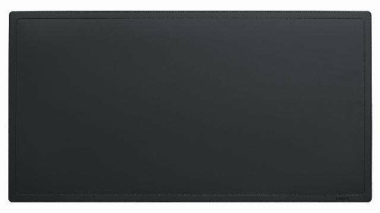 Schreibtischunterlage 650 x 340 mm homeoffice ComputerPad schwarz