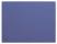 Schreibunterlage 650 x 500 mm OfficePad blau homeoffice Schreibtischunterlage