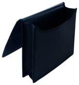 Dokumentenmappe schwarz Schreibmappe Präsentation Mappe Aktentasche