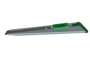 Cuttermesser NT iK 200 RP silber-grün-transparent 9mm Klinge