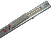 NT Profi Präzisionscutter A1 P silber 9 mm Klinge
