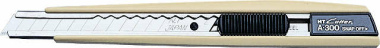 Cuttermesser NT A 300 RP beige 9mm Klinge