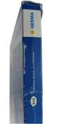 Adressetiketten 100 Stück Herma 4364 Etiketten weiß 105x144 SuperPrint