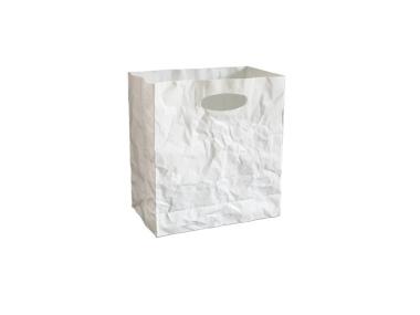 Knitter Box Midi 24,5cm weiß