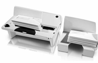 Brieföffner Access B400 / Schlitzverfahren