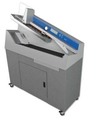 Brieföffner OL 1000 plus OPEX Omation 306 / Fräsverfahren mit Vorwahlzähler