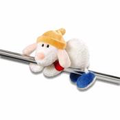 Schaf Wolle 12 cm