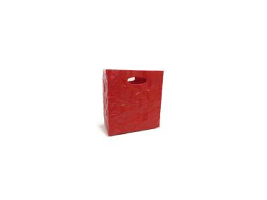 Knitter-Box-Mini 15cm bordeauxrot