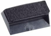 Farbkissen schwarz für Reiner Stempel C1S, CS, CK, 69, 69a, 8 und 9 (17253)