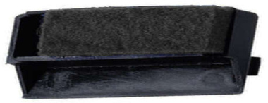 Farbkissen schwarz für Reiner Stempel Ta, Ta-S ( 36313 )