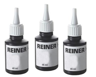 Verdünnung Reiner Stempel R2530 für schnelltrocknende Stempelfarbe 3 Stück