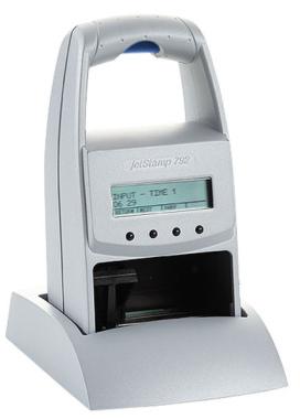 Kennzeichnungsstempel & Eingangsstempel Reiner jetStamp 792 MP
