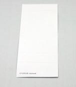 Beschriftungsmaterial für Ablagesysteme styrodoc und styroval