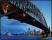Schreibunterlage 650 x 500 mm Sydney Harbour Schreibtischunterlage