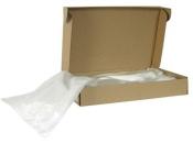 Plastiksäcke 99977 Auffangbeutel 50 Stück für Shredder intimus 502
