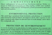 Plastiksäcke 99954 Auffangbeutel 50 Stück für Shredder intimus 007sf
