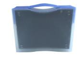Aufbewahrungsbox 255x195x50 Schaumstoff gepolsterte Kleinteilebox Sortierbox