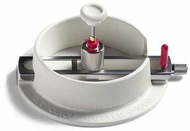 Kreisschneider C 1500 P inkl. Verlängerung 1,8 bis 17 cm komplett