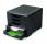 Ablagesystem styrogreen 5 Schub. schwarz Ablagebox Ablagefach