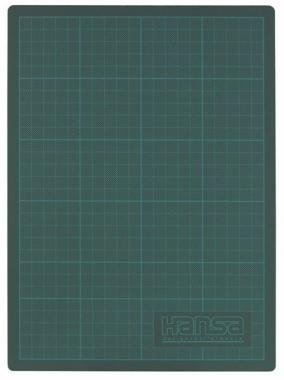 Schneidunterlage 30x22 cm grün A4 Schneidmatte Sonderposten