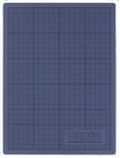 Schneidunterlage 30x22 cm blau A4 Schneidmatte Sonderposten