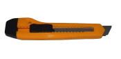 Cuttermesser HANSA 106 orange 18mm Klinge - 25 Stück SONDERPOSTEN