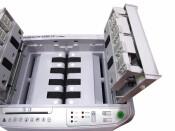 Aktenvernichter IDEAL Shredcat 8280 CC - 4x10 mm - Sicherheitsstufe: 4